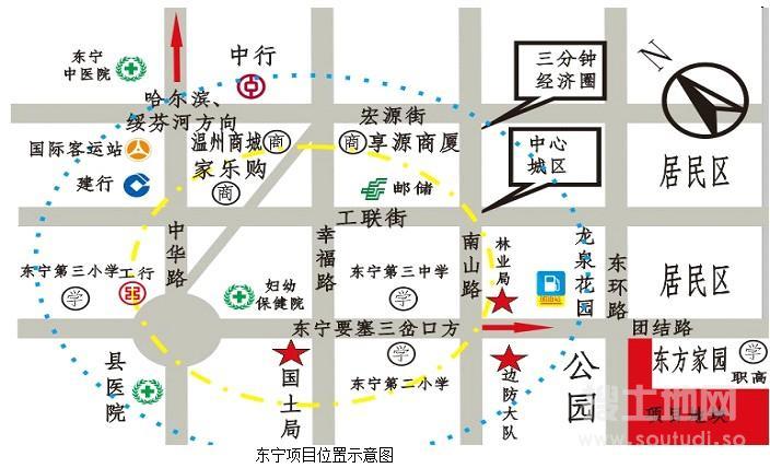牡丹江东宁